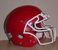 Schutt Vengence Red Football Helmet Youth Large