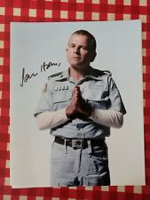IAN HOLM Signed 10x8 Photo Alien Autograph obtained myself in person In London.