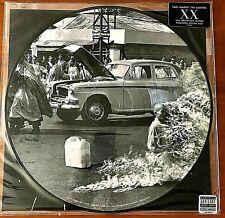 Rage Against The Machine XX Picture Disc 20th Anniversary New Tom Morello Zack