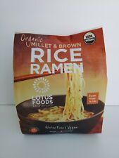 Organic Millet And Brown Rice Ramen