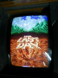 The Last Day Dooyong   Jamma PCB  game board arcade 1990