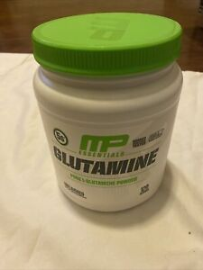 MusclePharm, Glutamine Essentials, Unflavored, 1.32 lbs, 600 g 120 Servings