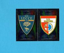 PANINI CALCIATORI 2007-2008- Figurina n.546-LECCE+MANTOVA -SCUDETTO- NEW