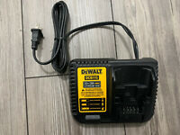 New Dewalt DCB115 12V 20V Battery Fast Charger Drill Driver Impact XR Powertool