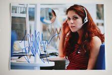 Isabella Ragonese signed 20x30cm Fino a qui tutto bene Foto Autogramm Autograph