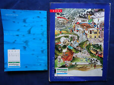 2X VINTAGE SHAKESPEARE FISHING CATALOGUES FOR 1989 AND 1991