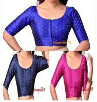 Readymade Saree Blouse,Party Wear Blouse,Designer Stitched Sari Blouse,Top