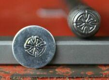 Supply Guy 7mm Maltese Amalfi Cross Metal Punch Design Stamp Sg375-13, Made Usa