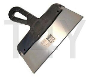 "Filling Knife 200mm Flexible Stainless Steel 8"" Scraper, Filler, DIY Hand Tools"