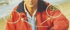 FANCY DRESS HALLOWEEN COSTUME PARTY PROP 2-PATCH: Baywatch Lifeguard Jacket LOGO