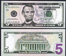 ESTADOS UNIDOS - 5 DÓLARES 2009 E - RICHMOND, VIRGINIA  Pick 524  SC  UNC