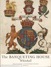 The banqueting house Queen Elizabeth II royalty London