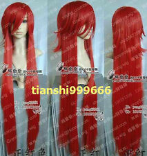 Grell / kuroshitsuji Cosplay Long Red Wig 100cm  - H88