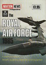The Royal Air Force 1985 - Aviation News Magazine Comprehensive Review DRAWINGS