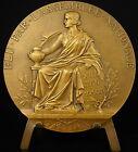 Medaille Gaston Doumergue Président de la République sc Prud'homme 1924 Medal