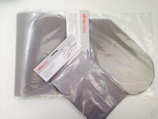 ELNAPRESS Bügelbrettbezug mit Polster Brettbezug  Bezug  Farbe Grau