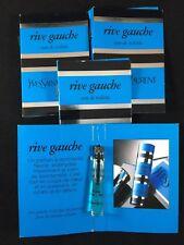 YVES SAINT LAURENT RIVE GAUCHE viales 4 X2ML Edt (YSL)