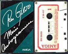 MC - Rex Gildo - Mein Autogramm - Fiesta Mexicana, Love A Little Bit (Melinda)