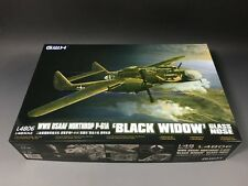 "Great Wall Hobby L4806 1/48 WWII USAAF NORTHROP P-61A ""BLACK WIDOW"" GLASS NOSE"