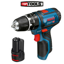 Bosch GSB 12V-15 12V Professional Cordless Combi Drill With 1 x 2.0Ah Battery