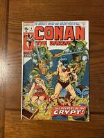 Conan the Barbarian #8 (Aug 1971) -- BARRY SMITH ART / Collectible Issue ***