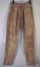 ISABEL MARANT Mauve Pink Tie Dye Cotton Casual Pants sz 36 US 4