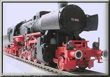 War Locomotive DB BR 52 class 2-10-0 Liliput Kriegslok Steam L105201 HO 1:87 DC