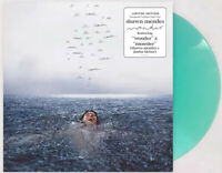 Shawn Mendes - Wonder Exclusive Limited Edition Turquoise Colored Vinyl LP