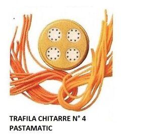 SIMAC TRAFILA PER CHITARRE N° 4 PER PASTAMATIC PM1000 PM1400N PM700N ECT