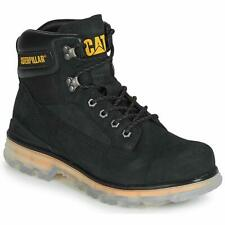 Caterpillar Baseplate Leather Lace Up Ankle Mid Boots Size 12