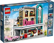 LEGO - CREATOR - 10260 - UN DÎNER AU CENTRE-VILLE