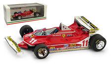 Brumm FERRARI 312 T4 # 11 MONACO GP 1979-JODY SCHECKTER CAMPIONE DEL MONDO 1 / 43