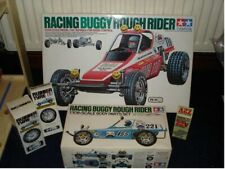 RC Tamiya Rough Rider Special Racing Buggy 1979 New Never Completed Kit