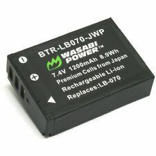 Wasabi Power Battery for Kodak LB-070