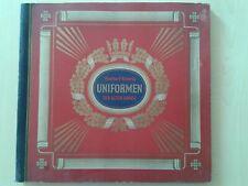 Zigarettenbilderalbum Waldorf-Astoria Uniformen el Antiguas Ejército, Completo