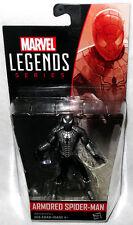 "Marvel Legends Black Series Armored Spider-Man 3.75"" Inch Action Figure MOC Toy"