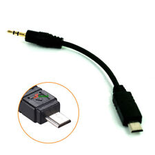 Timer Remote Cable Connector Cord For SONY A58 NEX A7 A7II A7R A3000 A5000 A6000