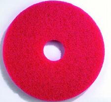 """5 Stück Superpad Powerpad  rot 16"""" 406mm Reinigungspad  *** Top Qualität ***"""