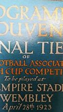 West Ham v Bolton Wanderers - Cup Final 1923 - Copy of 1978 Reproduction
