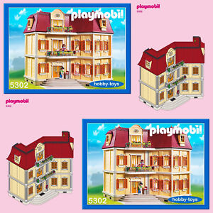Playmobil * GRAND MANSION 5302 5330 5331 5332 5333 7483 * SPARE PARTS SERVICE