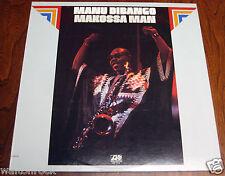 MANU DIBANGO ~ MAKOSSA MAN  ~ ATLANTIC 1974 SD 7276 ~ EX+