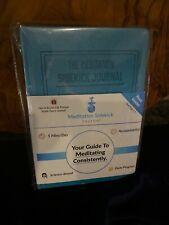 The Meditation Sidekick Journal Habit Tracker Brand New in Protective Packaging