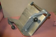 Berkel 800 900 models Meat Carriage with Meat Grip Mounting Bracket Complete