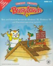 Video Game Richard Scarry's Busytown  (1999, CD-ROM) NEW Big Box