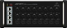 Behringer SD16 - Digital I/O Stage Box with 16 Preamps  NEW!