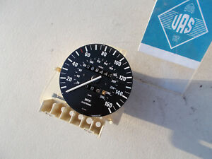 86 BMW 635CSI E24 Speedometer gauge MPH Miles per hour 62121377616 E24799