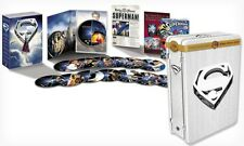 SUPERMAN 14-DISC ULTIMATE DVD COLLECTION ORIGINAL & SPECIAL FORMAT NEW SEALED