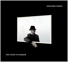 Leonard Cohen - You Want It Darker [New CD] Digipack Packaging