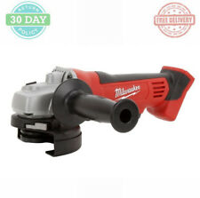 Cordless Cut-Off Grinder Milwaukee M18 18-Volt Lithium-Ion 4-1/2 in Tool-Only
