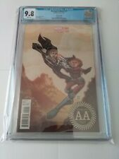 Avengers Arena #2 (2013, Marvel) CGC 9.8 1:50 Avon Variant Cover X-23 low census